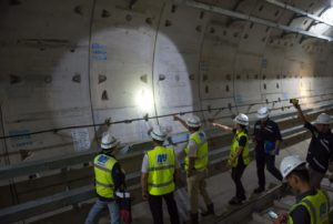 Pembangunan MRT Jakarta Fase 2A Ditargetkan Selesai Pada Desember 2024