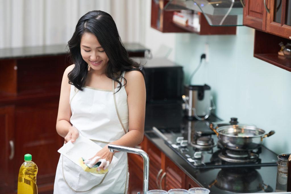 Cara Membuat Sabun Cuci Piring - Rumah123.com