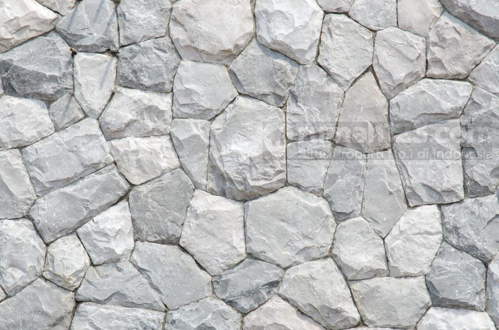 Batu alam dinding palimanan - Rumah123.com