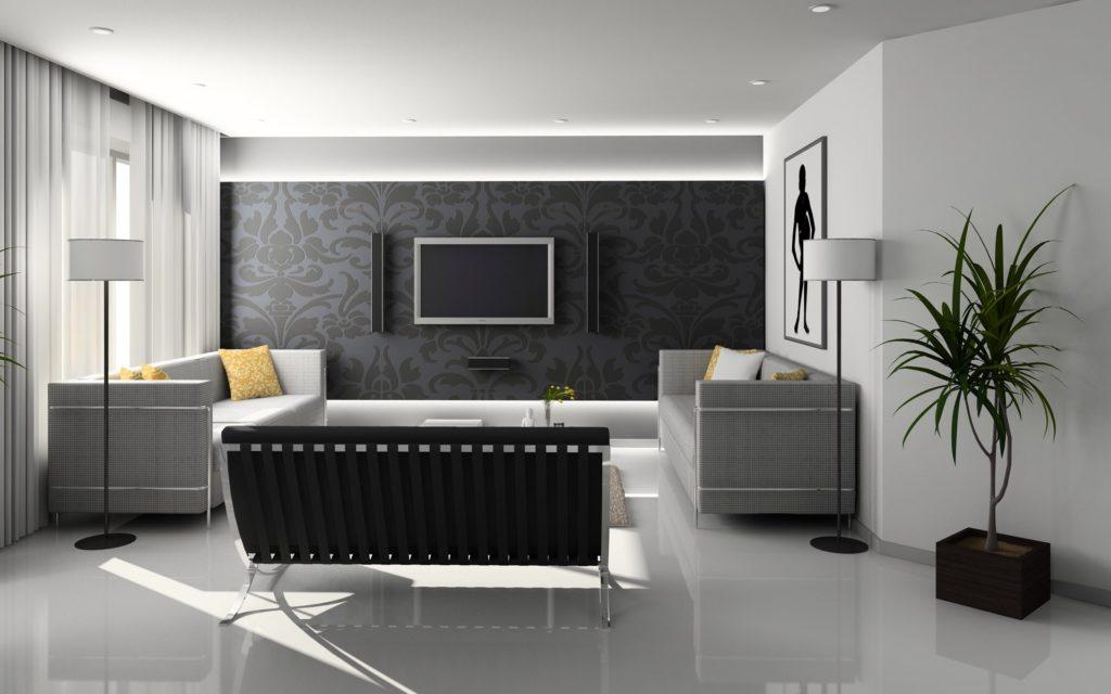 cara memasang wallpaper dinding - Rumah123.com