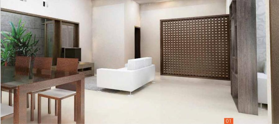 desain rumah minimalis modern - Rumah123.com