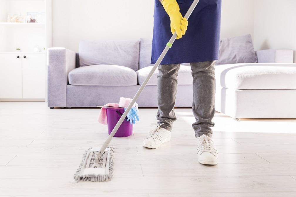 12 Cara Menjaga Kebersihan Rumah Rumah123 Com