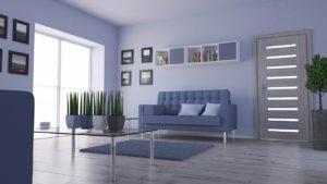 11 Inspirasi Hiasan Dinding Ruang Tamu