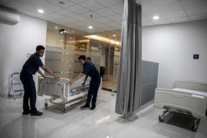 Lippo Mal Plaza Mampang Diubah Menjadi RS Darurat Pasien Covid-19
