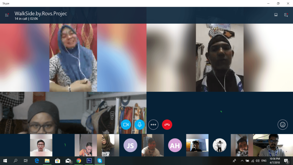 Skype Video Call - Rumah123.com