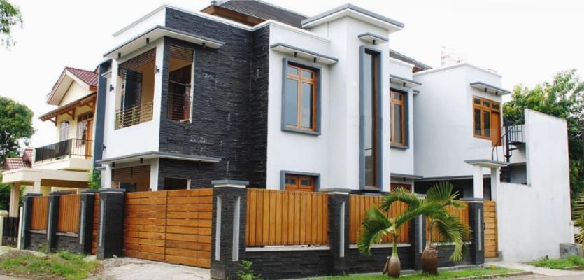pagar kayu minimalis - Rumah123.com