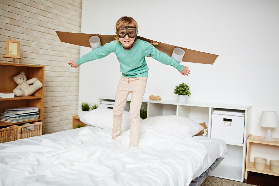 dekorasi kamar tidur anak