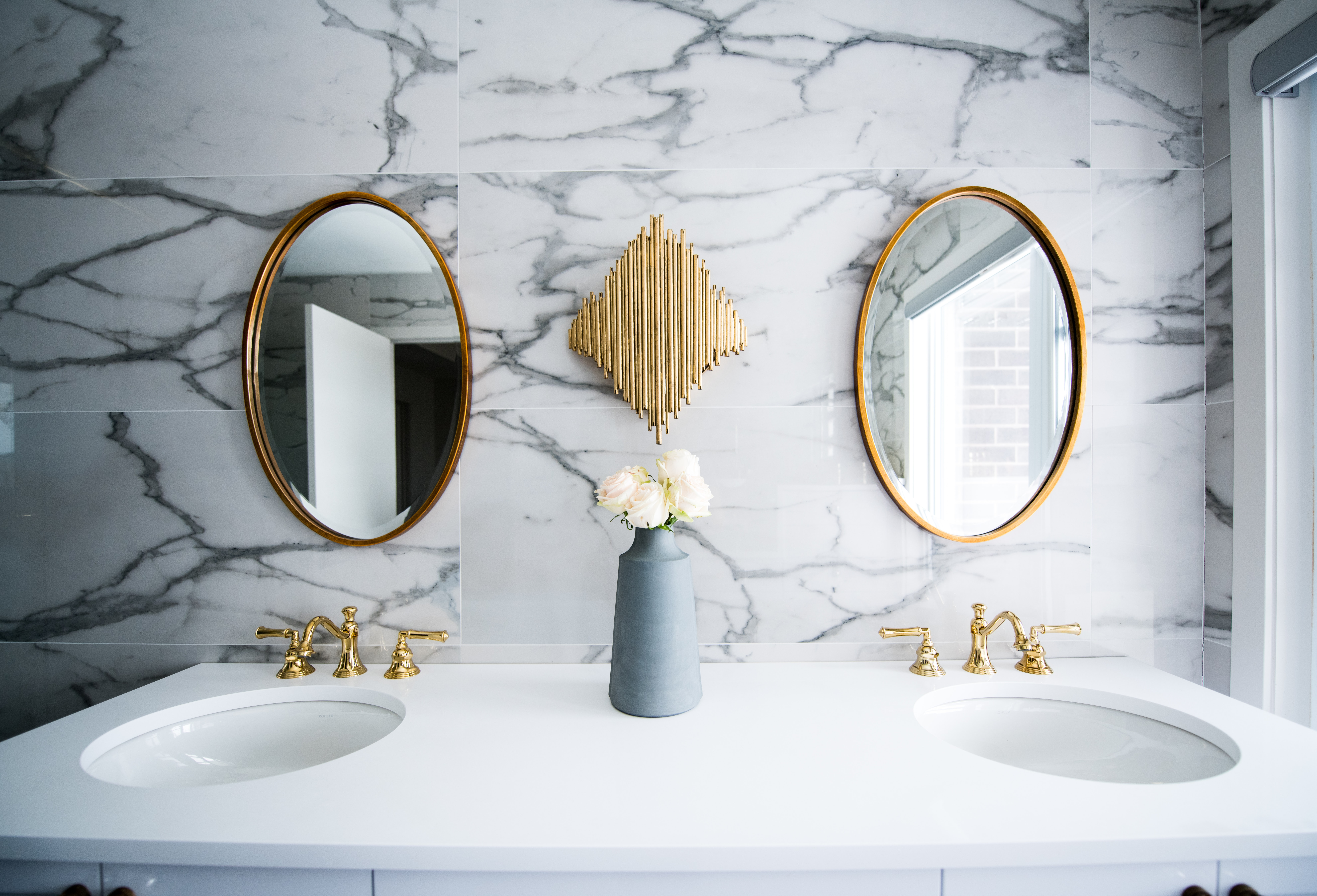 Permalink to √ 18+ Top Desain Model Cermin Kamar Mandi Minimalis Menganggumkan