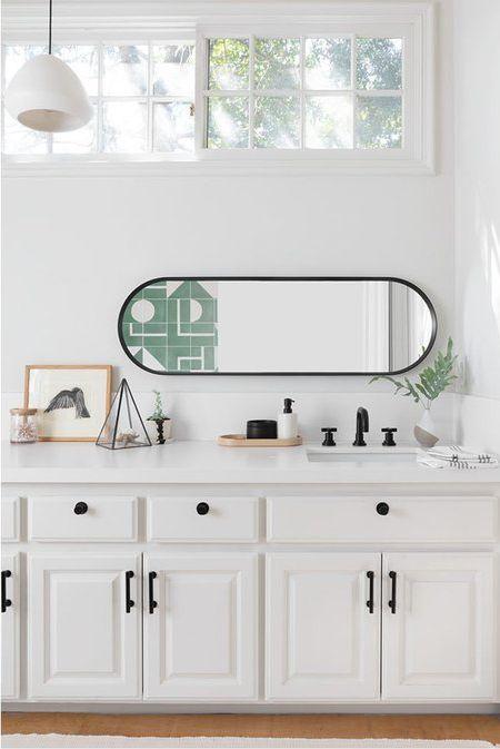 cermin kamar mandi - rumah123.com