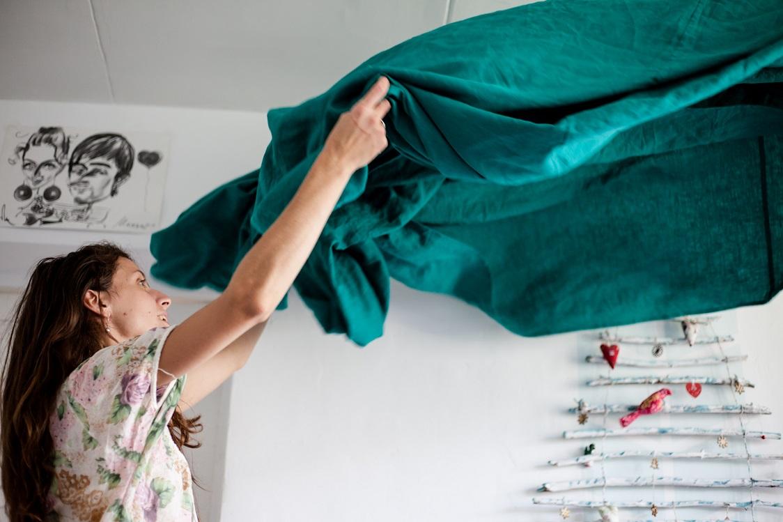 membersihkan rumah saat puasa