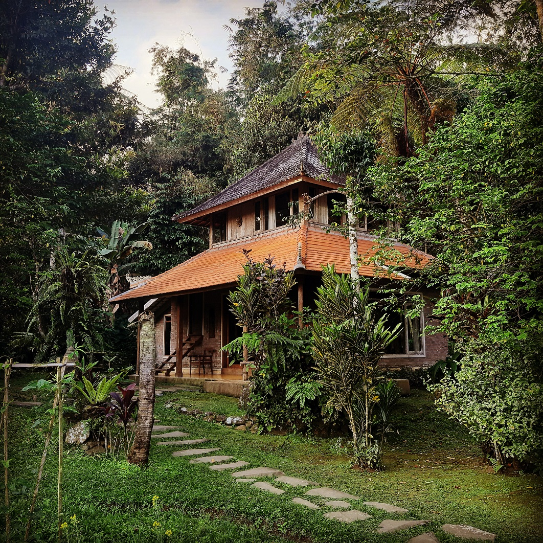 rumah di desa