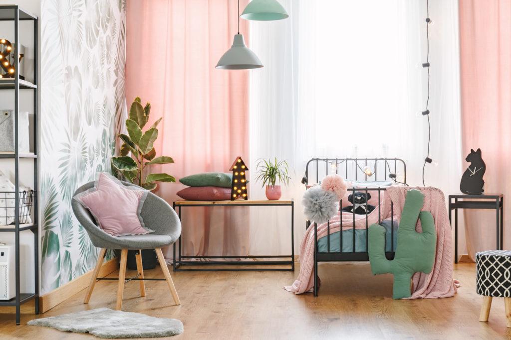 kamar anak perempuan - rumah123.com