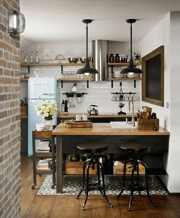lemari gantung dapur - rumah123.com