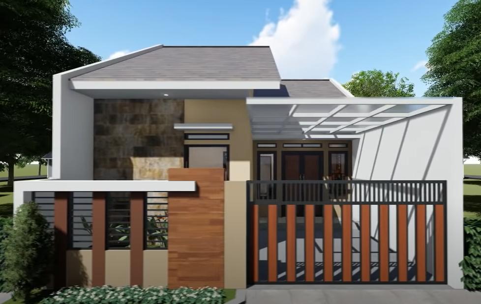 Wow! Hasil Renovasi Rumah Type 36/72 Jadi Mewah Begini? | Rumah123.com