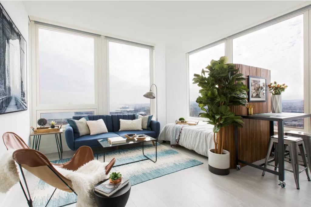 apartemen tipe studio - rumah123.com