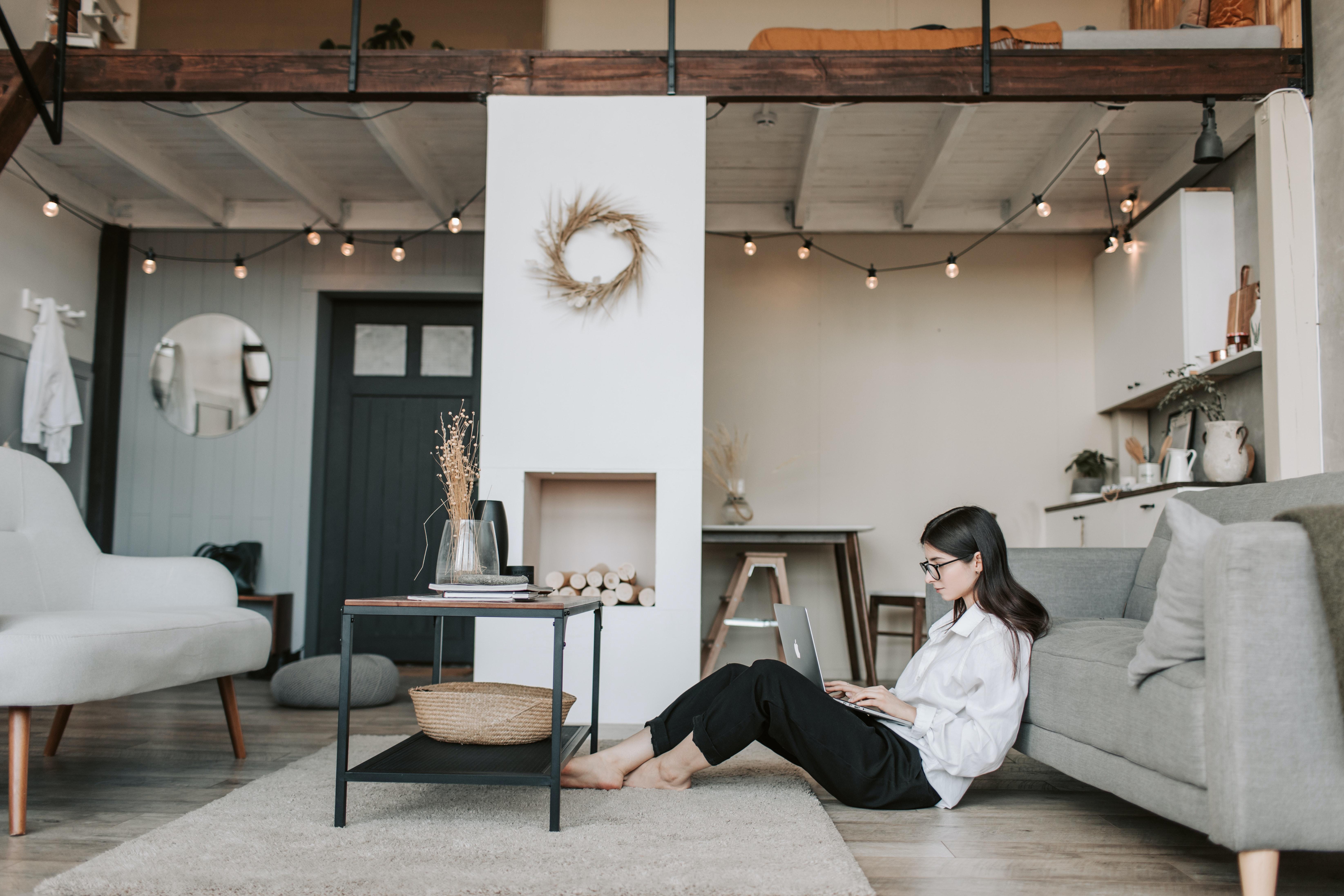 6 Gambar Rumah Sederhana Kecil Sih Tapi Hangat dan Cozy