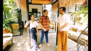 Rumah Dwi Sasono & Widi Mulia: Eklektik, Unik, Sekaligus Asri