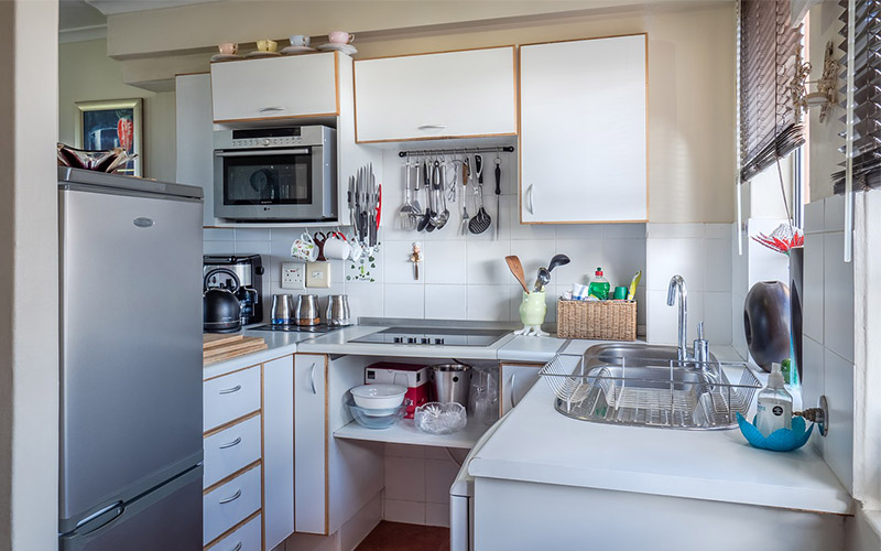 7 Desain Dapur Sederhana Bergaya Pedesaan Yang Nyaman Cantik Adem Rumah123 Com