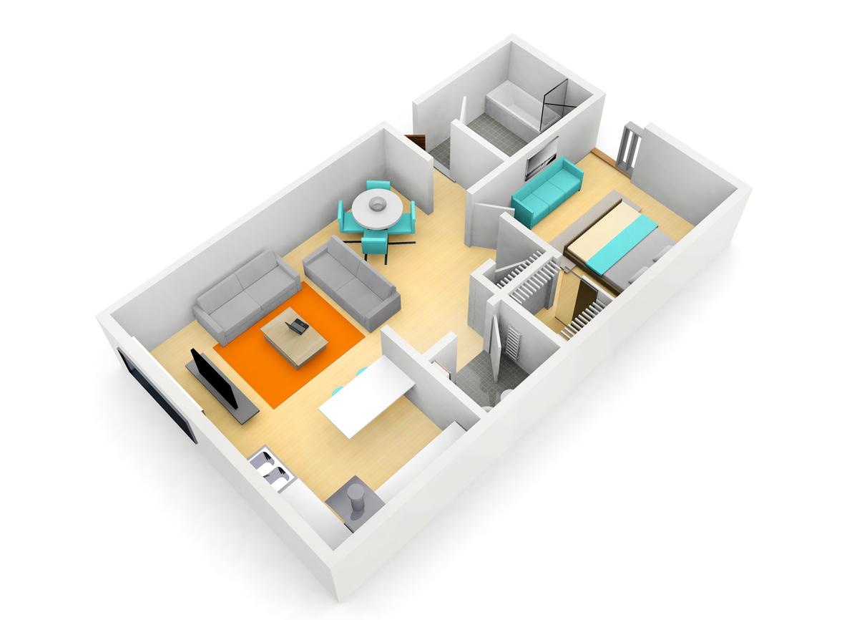 8 Cara Membuat Denah Rumah Untuk Pemula Gampang Banget Rumah123 Com