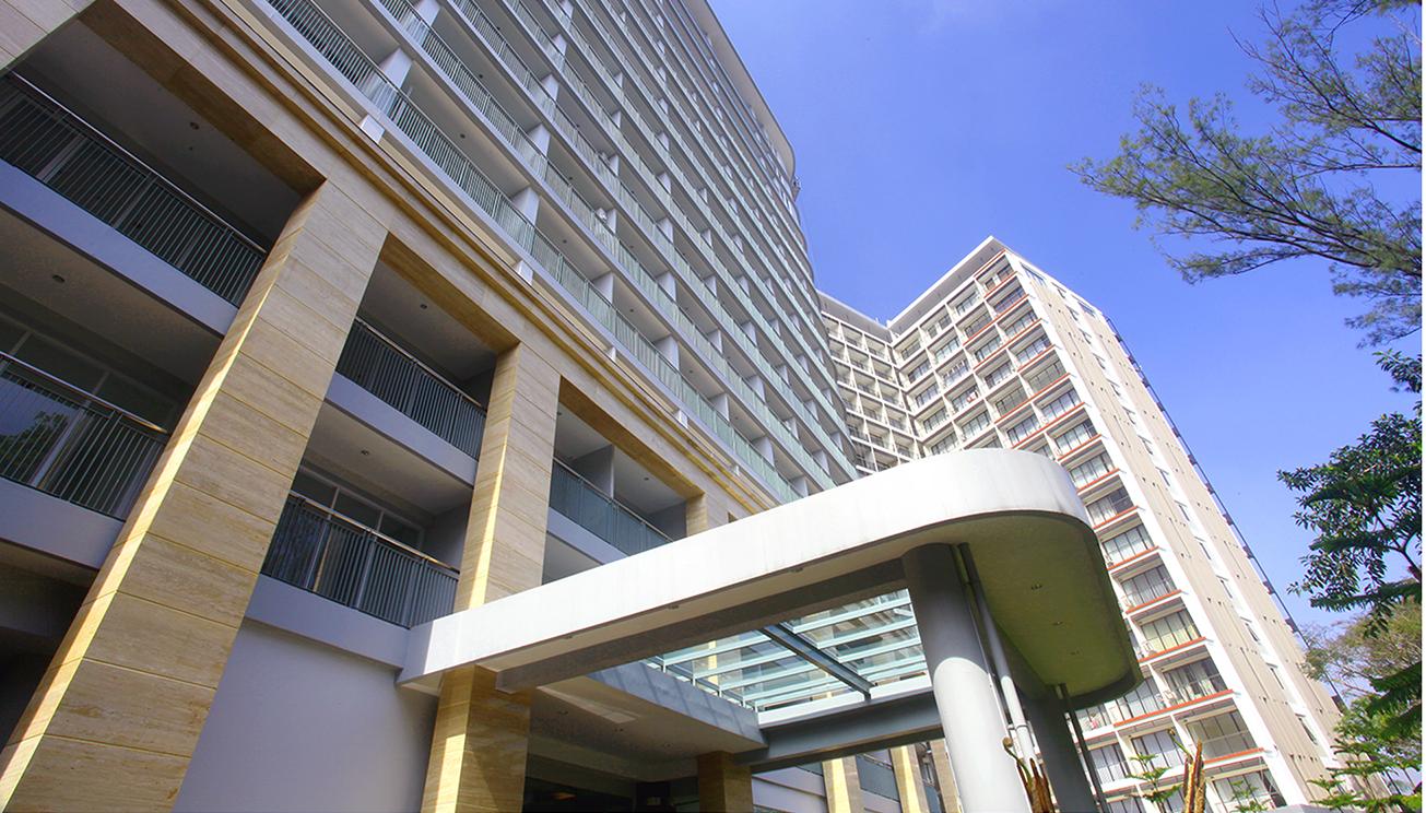 Apartemen The Suites