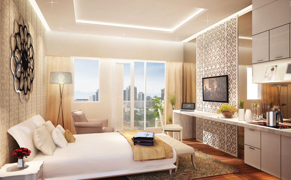 Apartemen Jakarta Barat Puri Orchard