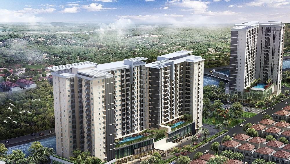 Apartemen Jakarta Barat Belmont Residence