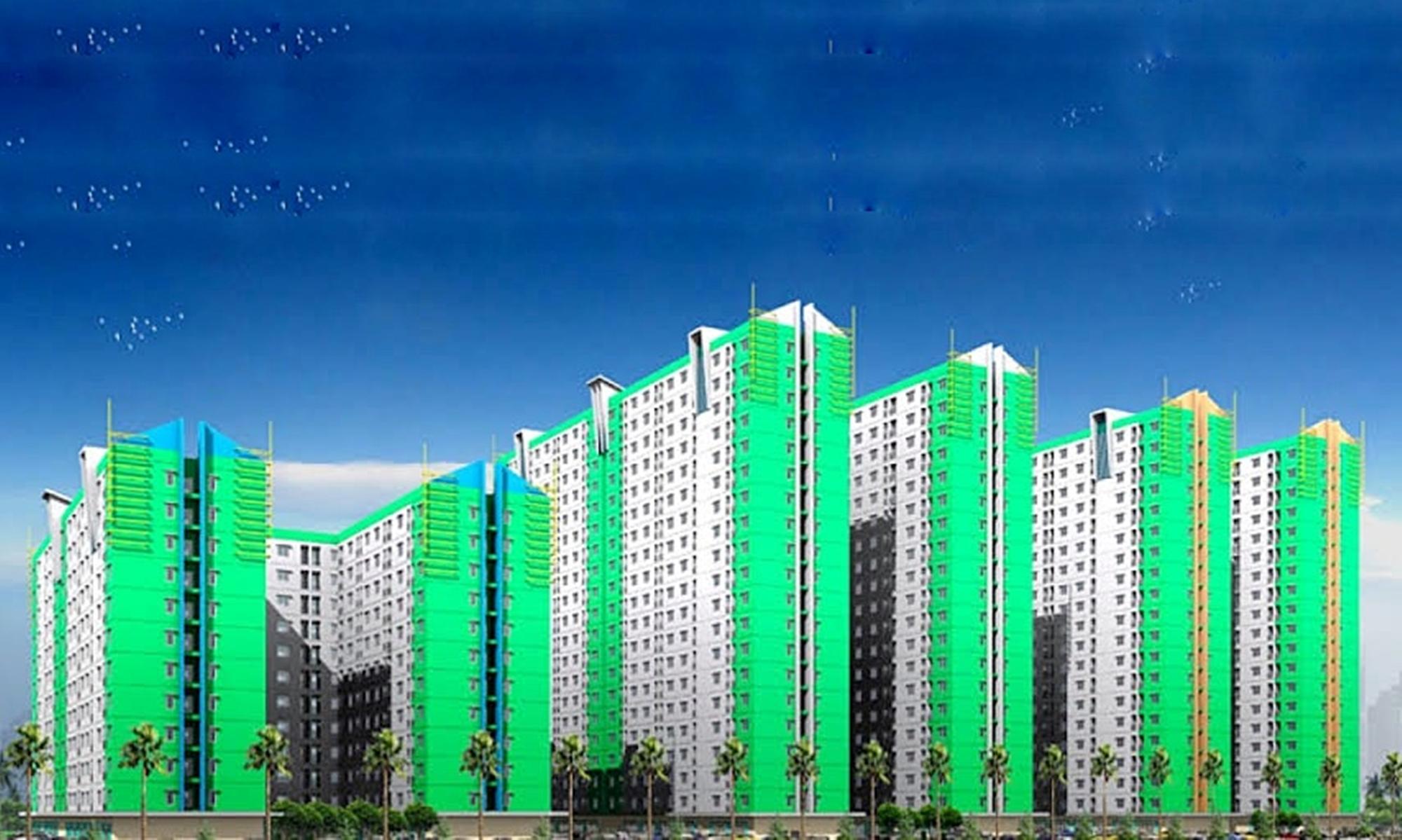 apartemen green park