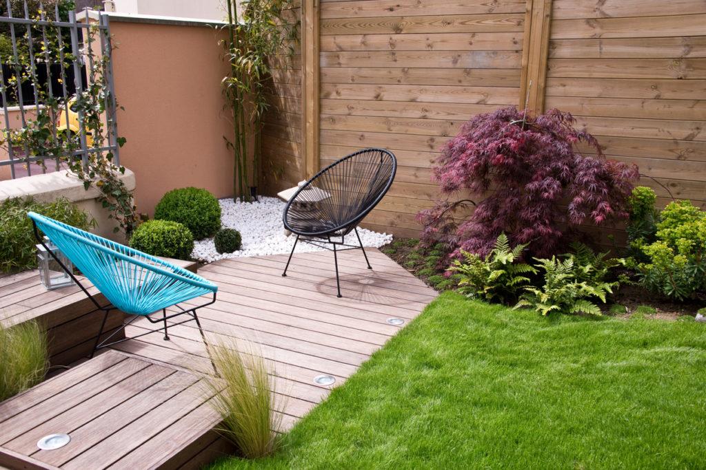 kebun rumah minimalis