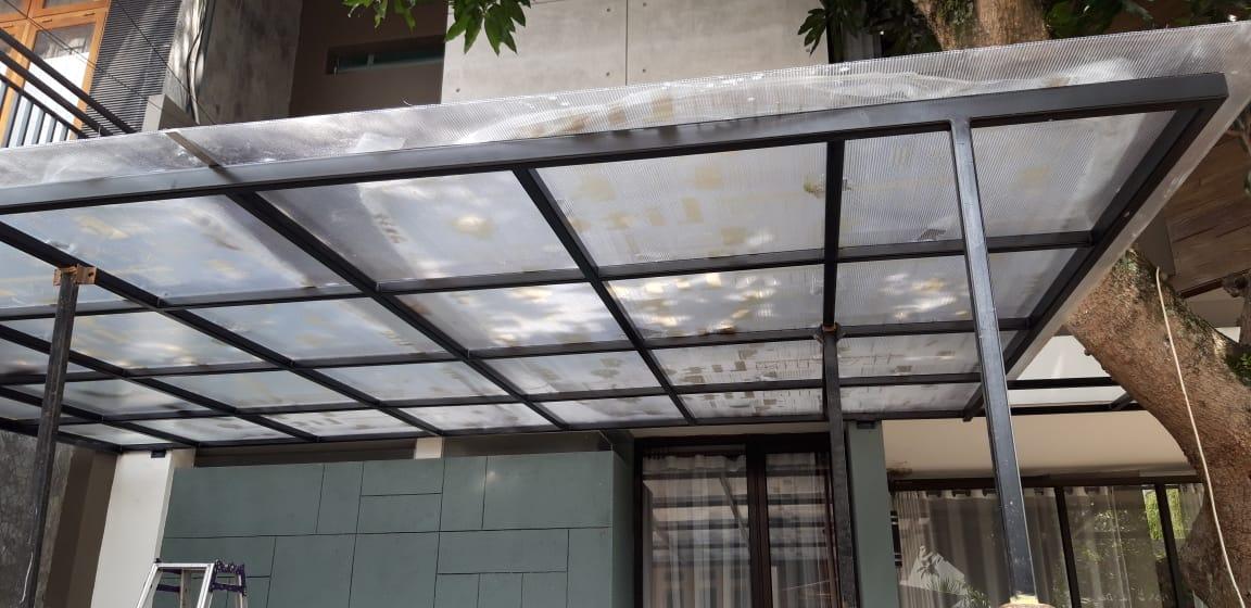 Jenis Atap Polycarbonate