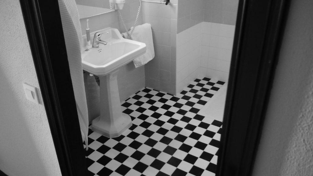 kamar mandi maskulin