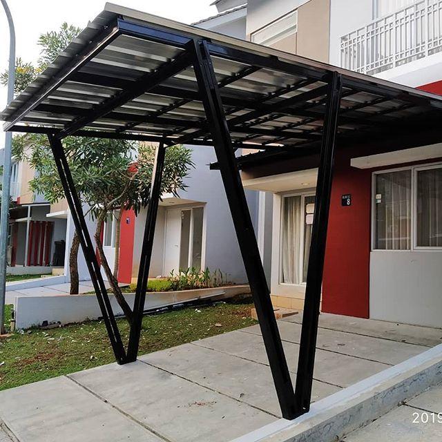 8 Jenis Atap Kanopi Ini Bikin Rumah Minimalis Tampak Mewah | Rumah123.com