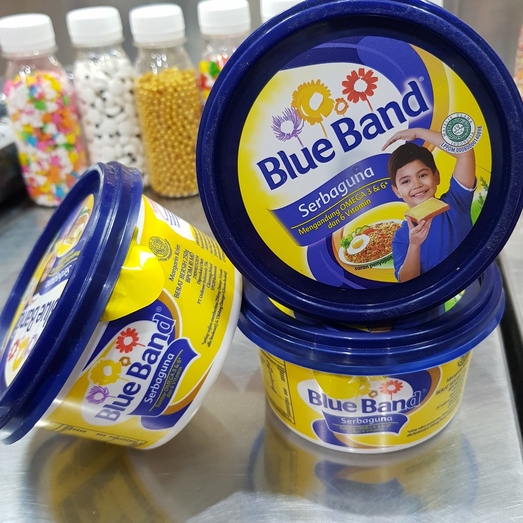 perbedaan margarin dan butter