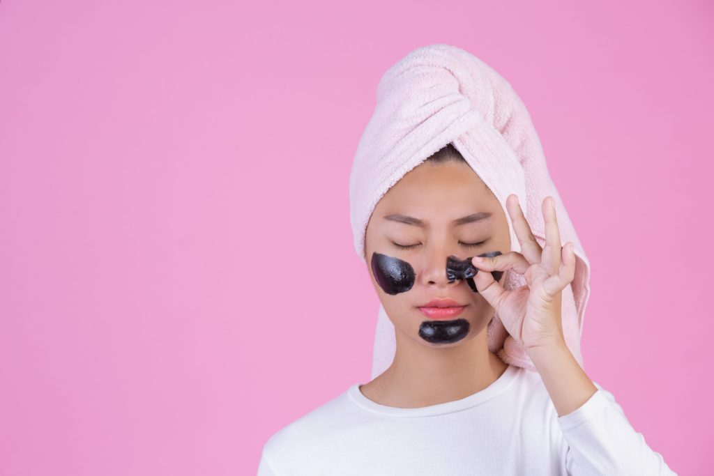 peeling wajah