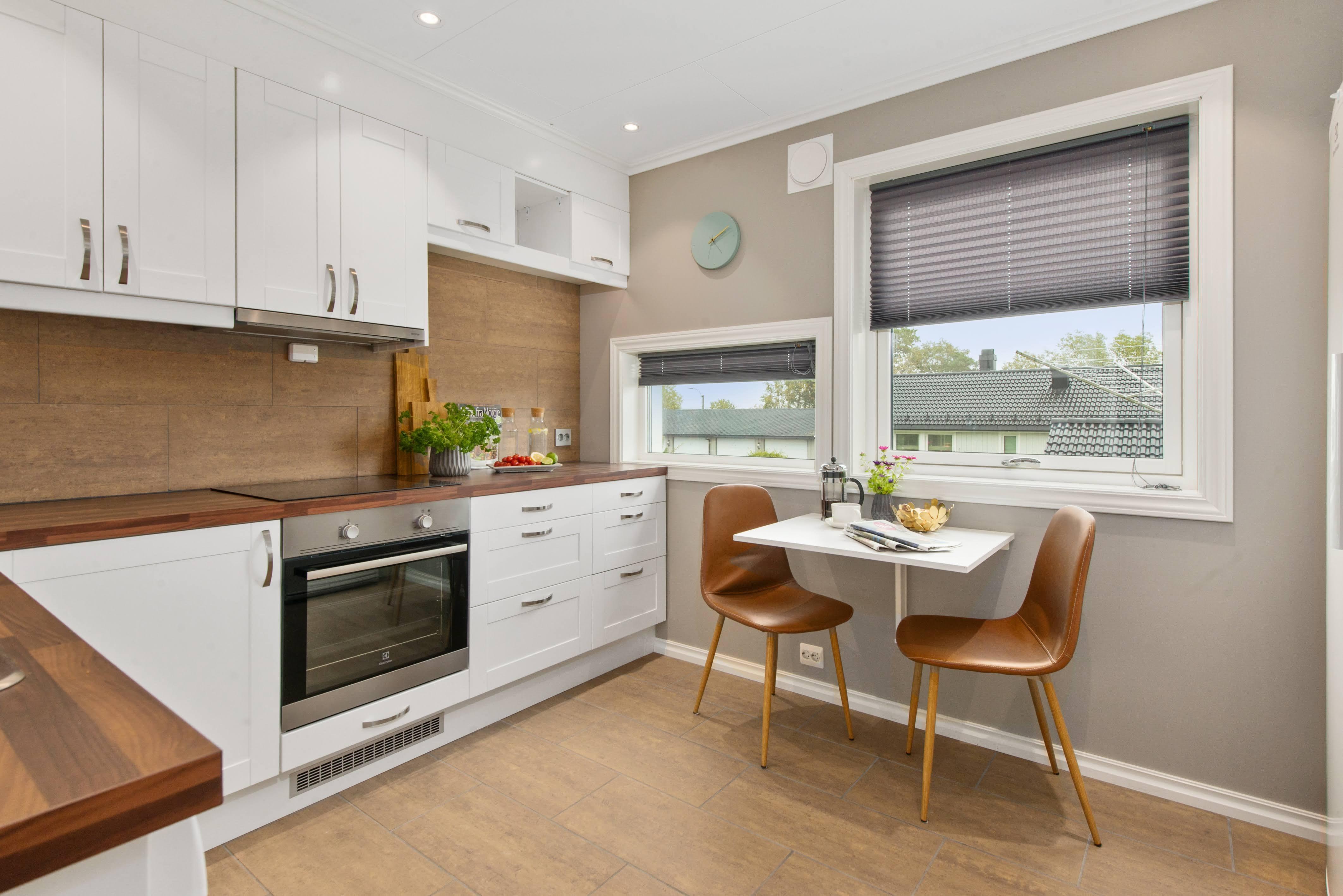9 Inspirasi Desain Kitchen Set Minimalis Terkini Anti Makan Tempat Rumah123 Com