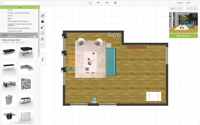 Roomstyle 3D Planner