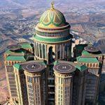 9 Fakta Menarik Abraj Kudai | Hotel Terbesar di Dunia dengan 10 Ribu Kamar