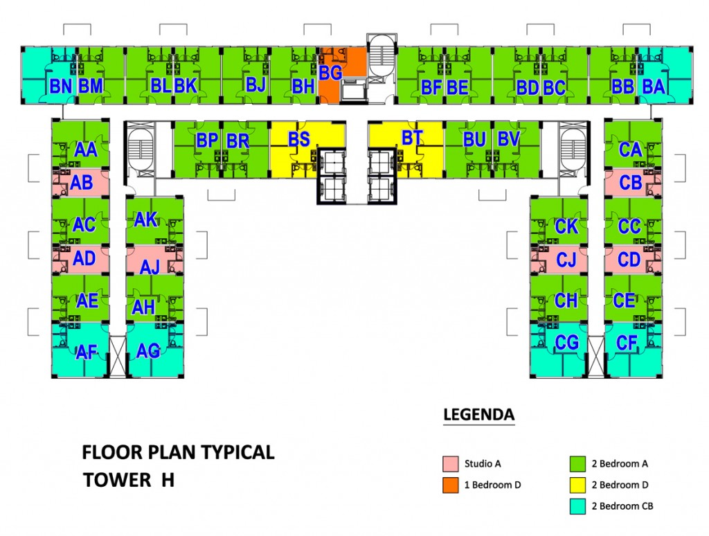 Site Plan Tower