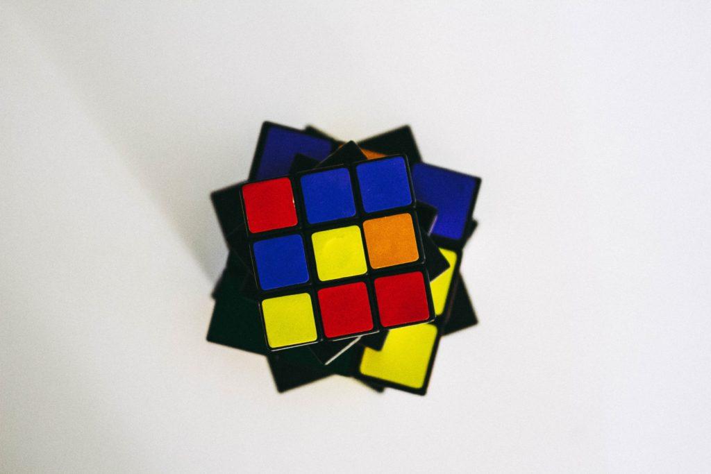 rubik kubus