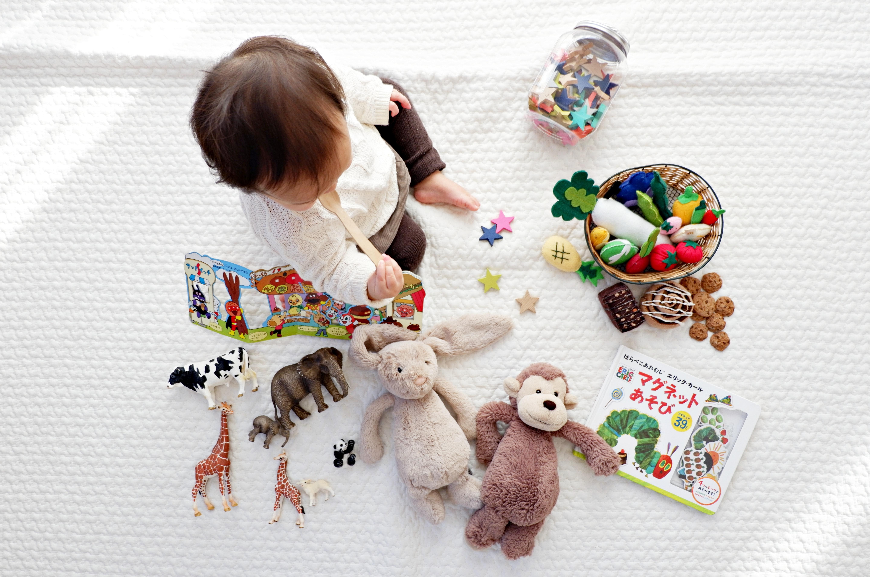 7 Mainan Edukasi Anak Berdasarkan Usia, Jangan Asal Kasih!