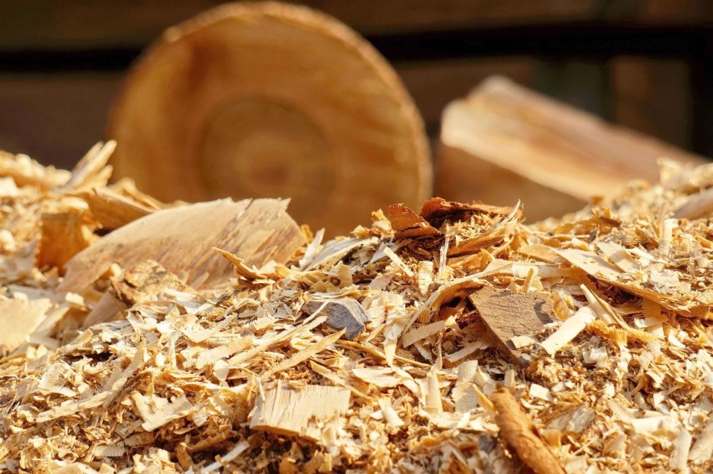 serbuk kayu