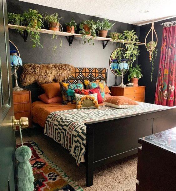 desain kamar tidur zodiak aries