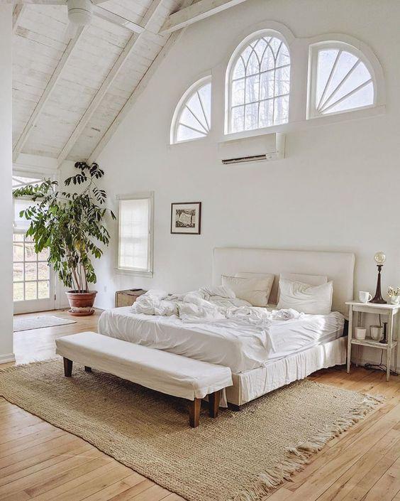 desain kamar tidur zodiak libra