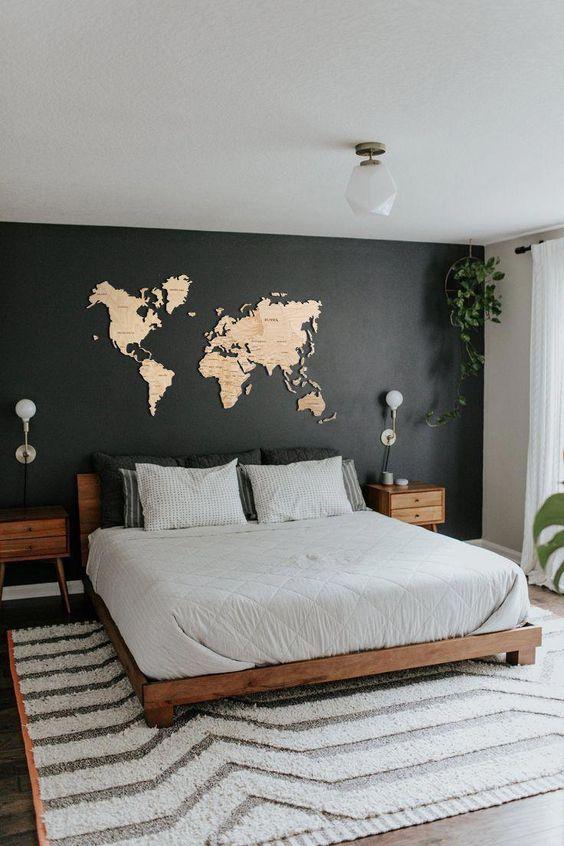 desain kamar tidur zodiak capricorn