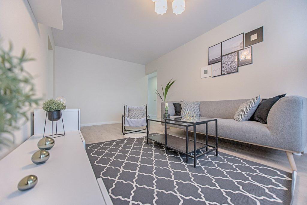 karpet lantai minimalis