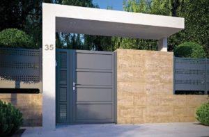 13 Inspirasi Pagar Rumah Minimalis Modern, Dijamin Bikin Tetangga Iri!