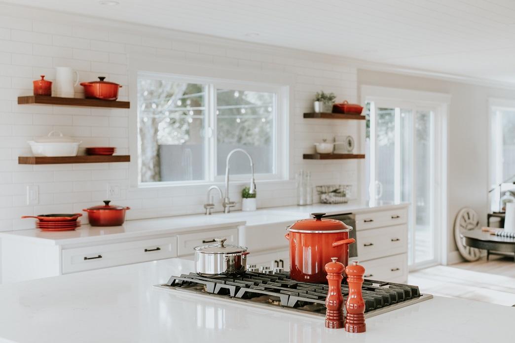 meja dapur