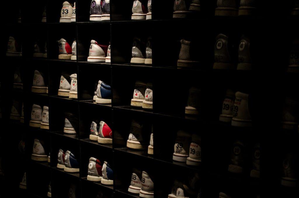 rak sepatu minimalis