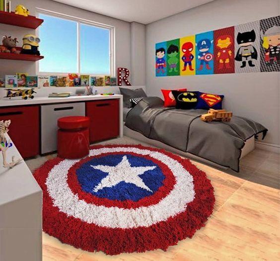 7 Inspirasi Desain Kamar Anak Laki Laki Tips Penataannya Dijamin Si Kecil Betah Rumah123 Com