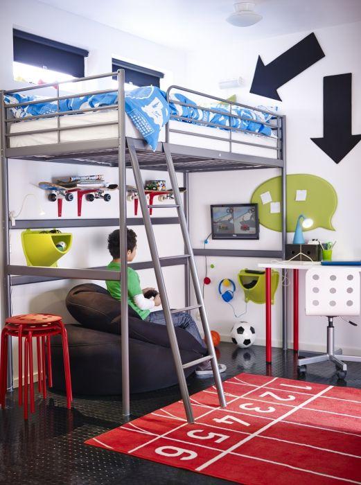 kamar anak laki-laki