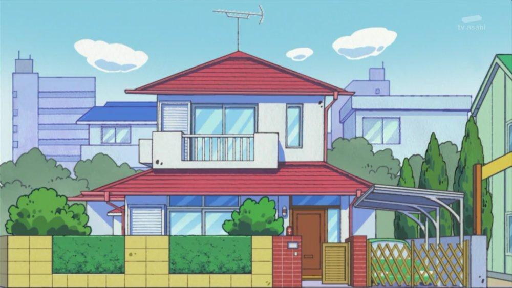 7 Gambar Rumah Animasi Jepang Legendaris Dan Harganya Rumah Nobita Rp9 Miliar Rumah123 Com